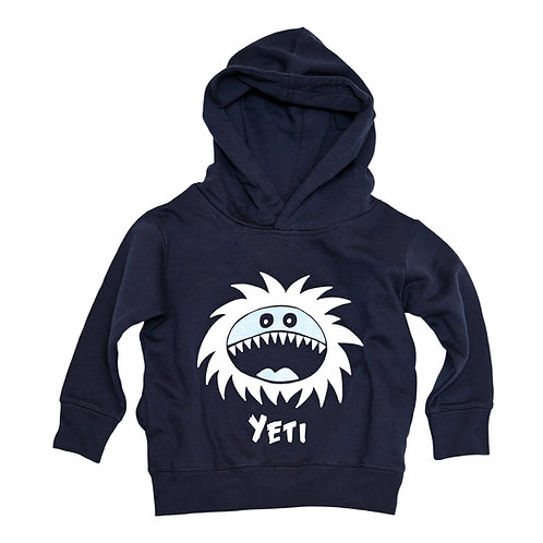 Yeti Toddler Fleece Hoodie - Wholesale