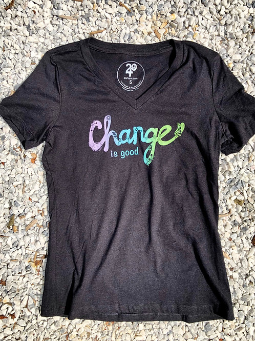 Women's Change Tee - Wholesale