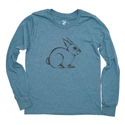 Kid's Bunny Long Sleeve Tee - Wholesale