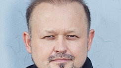 Maciej Zielinski headshot, polish composer