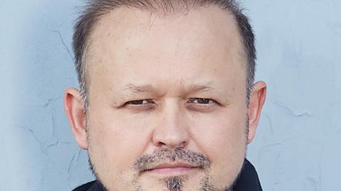 Maciej Zielinski headshot