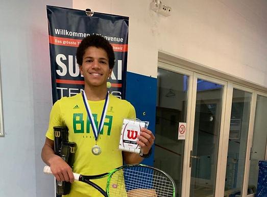 Arenui (R2) am Suzuki Tennis GP in Uster mit Titelgewinn!