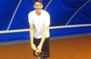 Turniersieg von Ilya Koskov (U18) in Baden