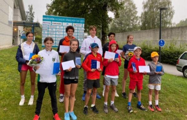 Arenui Lüthi (R2) mit Sieg an den Zürcher Oberland Juniorenmeisterschaften 2020