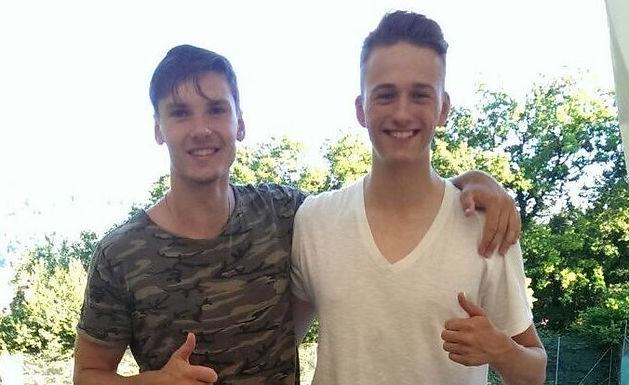 Doppel-Erfolg für Ilya und Philippe in Solothurn
