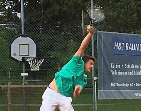 Philipp Dacre mit Turniersieg am Silvesterturnier in Dübendorf