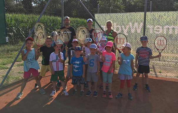 Die beiden Ferienpass- Kurse während den Sommerferien waren mit je 16 Kids ausgebucht!