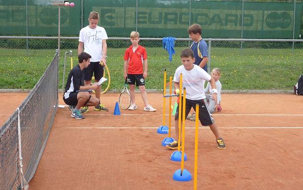 Juniorenfest - TC Aarau meets TC Suhr