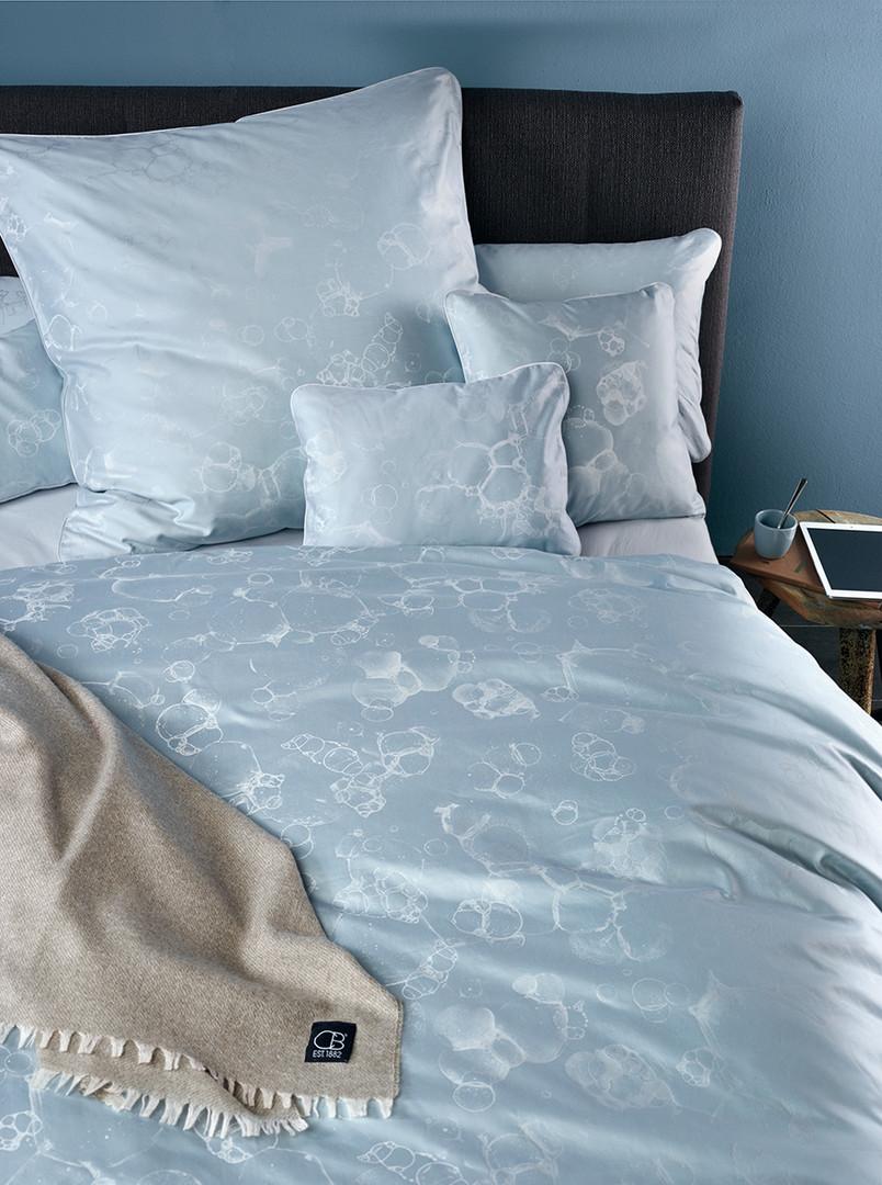Design BUBBLE in col. frozen blue
