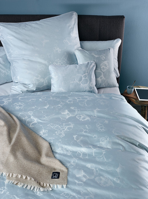 Design BUBBLE in frozen blue