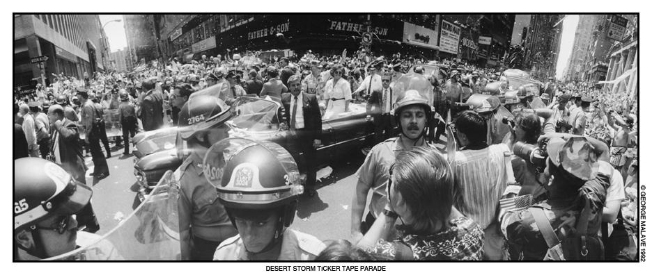 Gulf War Parade