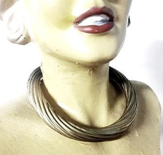 corrugated jewelllery