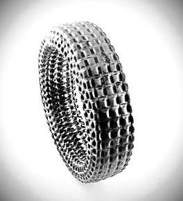 fashion jewelry  silver bangles