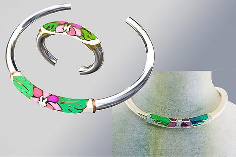 corrugated jewelry jewelery