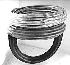 corrugated bangles cuffs bracelet ondules godrons