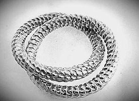 corrugatedjewelry bangles