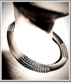 corrugated collar torque lalaounis