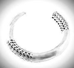 high fashion jewelry  cuff