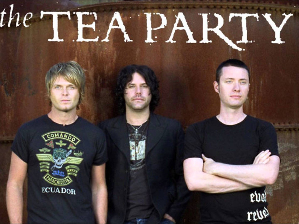 the Tea Party will be in Barrie Ontario this Sunday