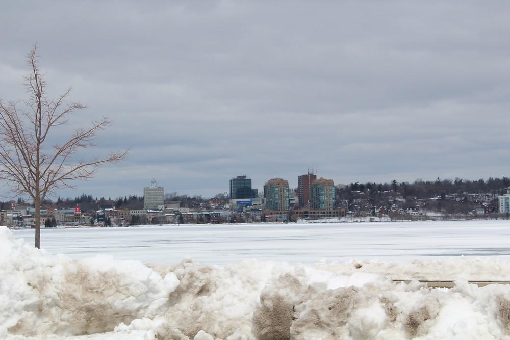 Barrie Ontario Deep Freeze