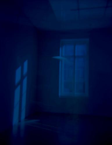 Blue series - synchronicity in medium format film.