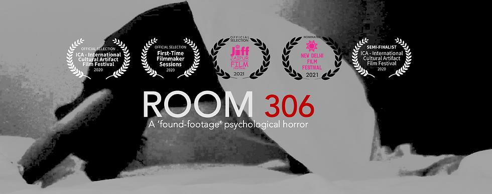 Room 306 - Movie poster - Laurels