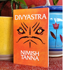 Book review - Divyastra - by Blogger Ast
