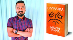 Book review of Divyastra by Kevein