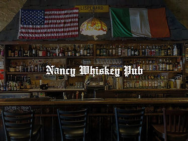 2 Cocktails at Nancy Whiskey Pub
