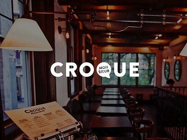 2 Cocktails at La Maison du Croque Monsieur