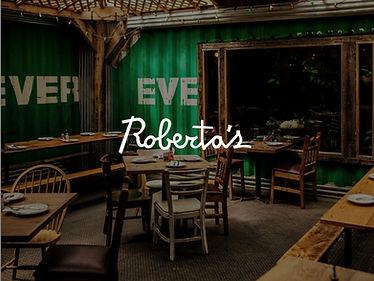 2 Strawberry Deliverances at Roberta's