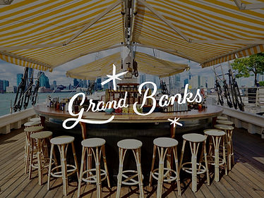 2 Spritzes at Grand Banks