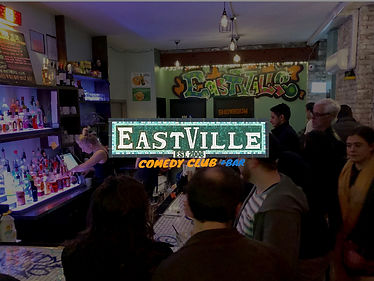2 Cocktails at EastVille Comedy Club