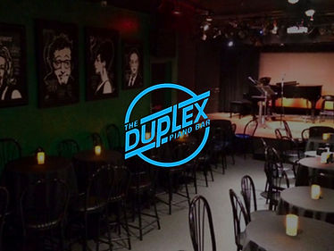 2 Cocktails at The Duplex Cabaret and Piano Bar