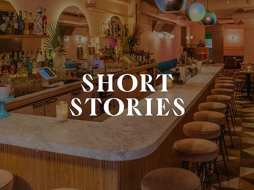2 Piña Coladas at Short Stories