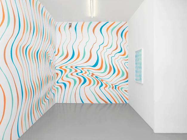 STRESS TEST, Galerie Joy de Rouvre, Geneva, 2018.  [Annik Wetter]