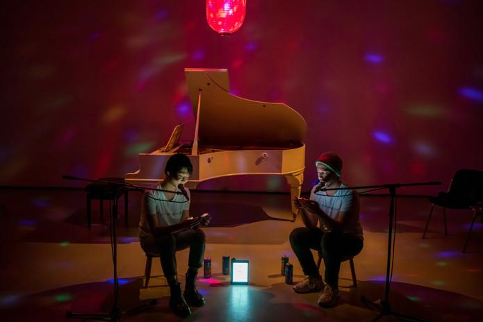 BEFORE WE MET, Kunstraum Walcheturm, Zurich, 2019. [Lorenzo Pusterla]