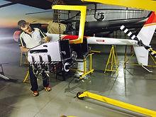 Helihelp Manutenção de Helicópteros