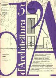 d'Architettura n. 5
