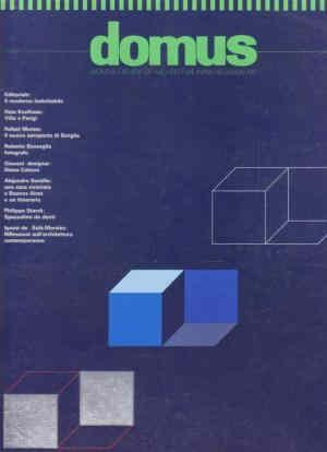 Domus N. 807