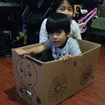 "Johan's ""Thomas The Box Engine"""