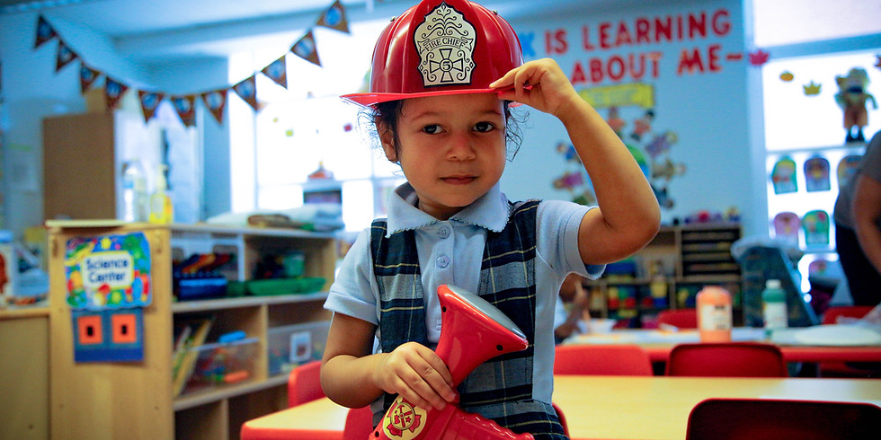 Apply for 3K and Pre-K Today