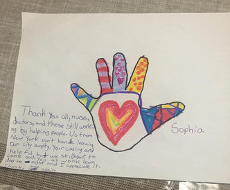 Supporting Hands Project