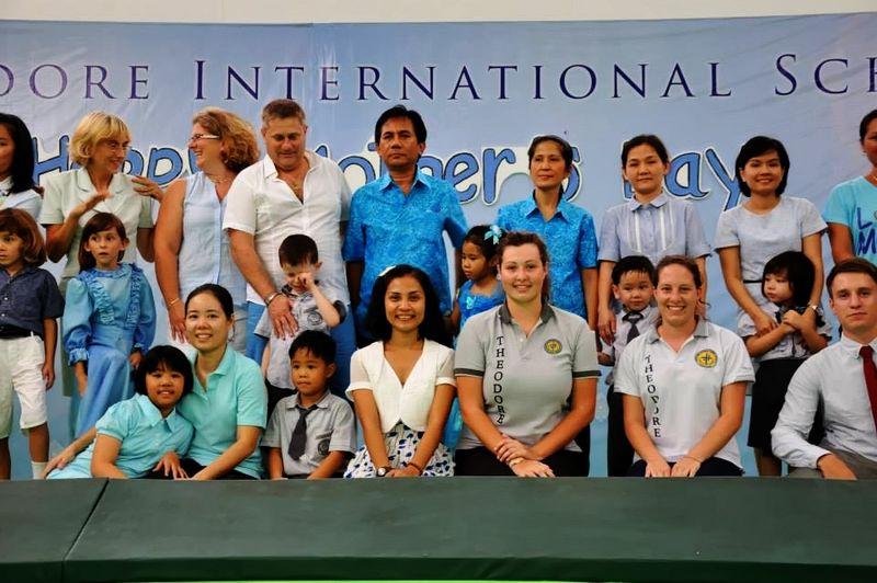 Theodore International School