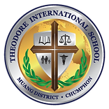 Theodore International School logo