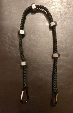 Black Wallet Chain