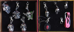 Skull Pendants and More