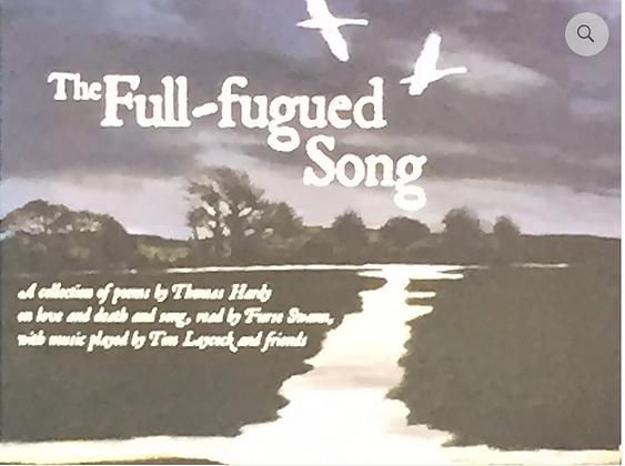 The Full-fugued Song CD