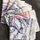 Thumbnail: Thomas Hardy's Wessex Map Cotton Tea Towel