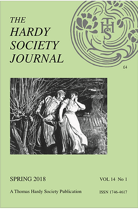 The Hardy Society Journal